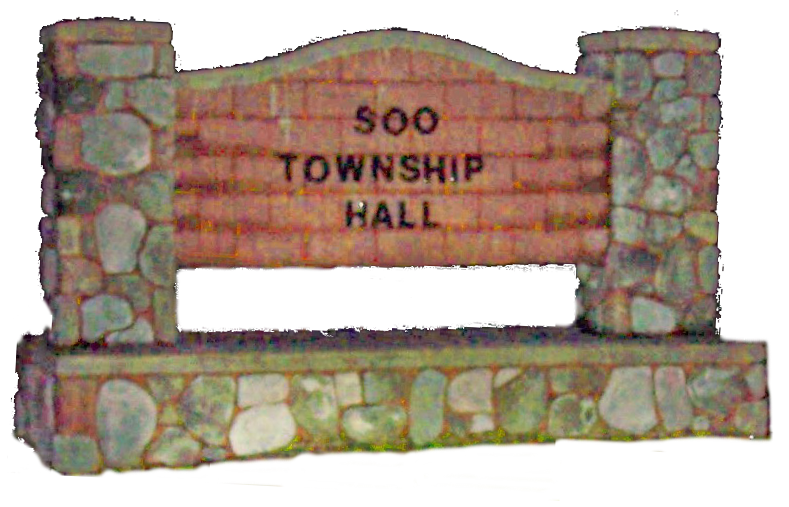 Soo Township Sign